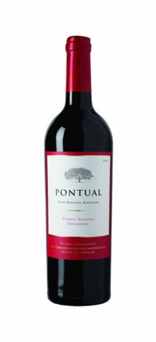 PONTUAL TOURIGA NACIONAL RED 2015